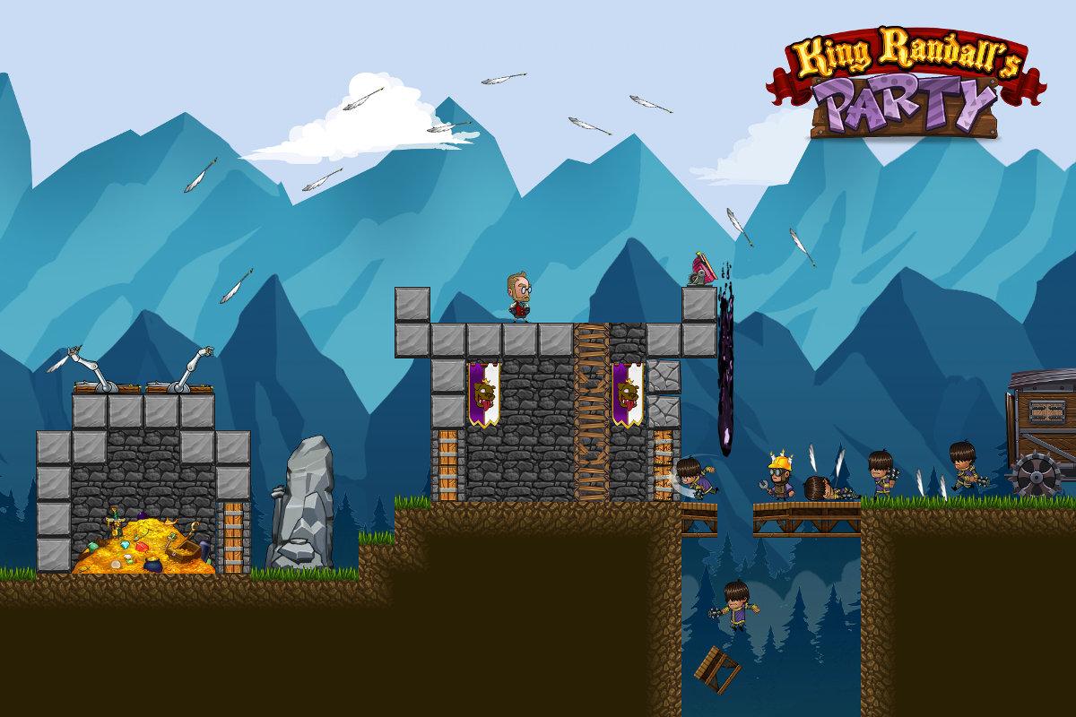 King Randalls Party Screenshot 1